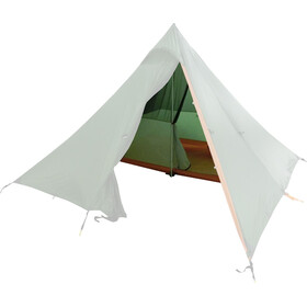 Nigor WickiUp 4 Tente, burnt orange